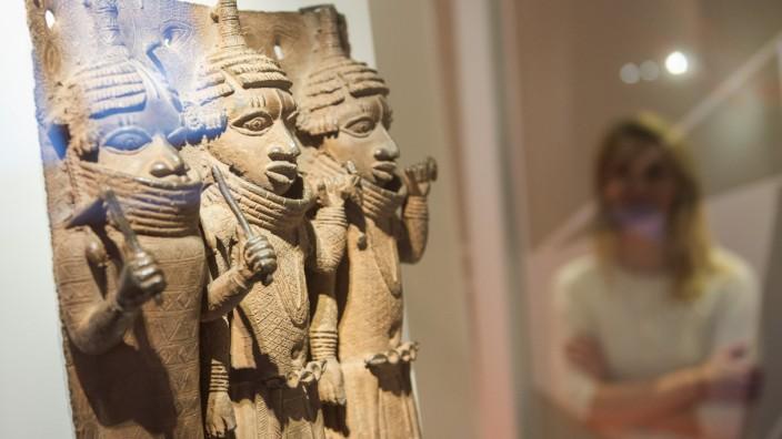 Museum für Kunst und Gewerbe zeigt Bronzen aus Benin