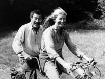 Kosten: 20 Euro !!! Günter Grass mit Ehefrau Ute, 1992