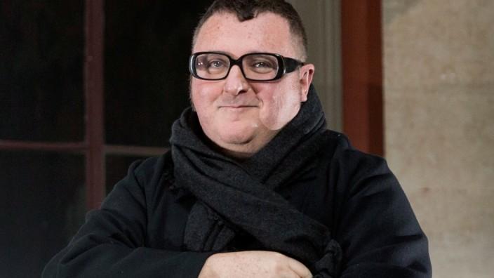 Tod von Modedesigner Alber Elbaz