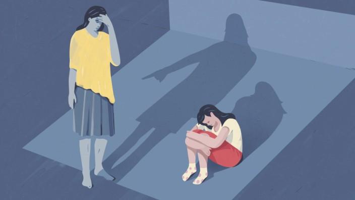 Schuld Psychische Krankheiten