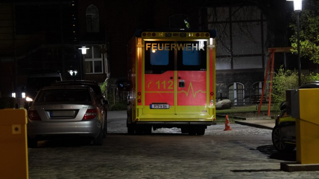 Vier Tote in Potsdamer Klinik - Frau festgenommen