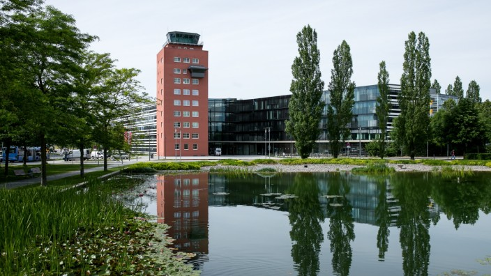 Architektur Messestadt Riem