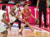 Basketball, Euroleague, day0}.04.2021, FC Bayern München - Armani Olimpia Mailand. Im Bild Malcolm DELANEY (Armani Olimp