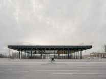 Grundinstandsetzung Neue Nationalgalerie Berlin, Deutschland 2012 â€