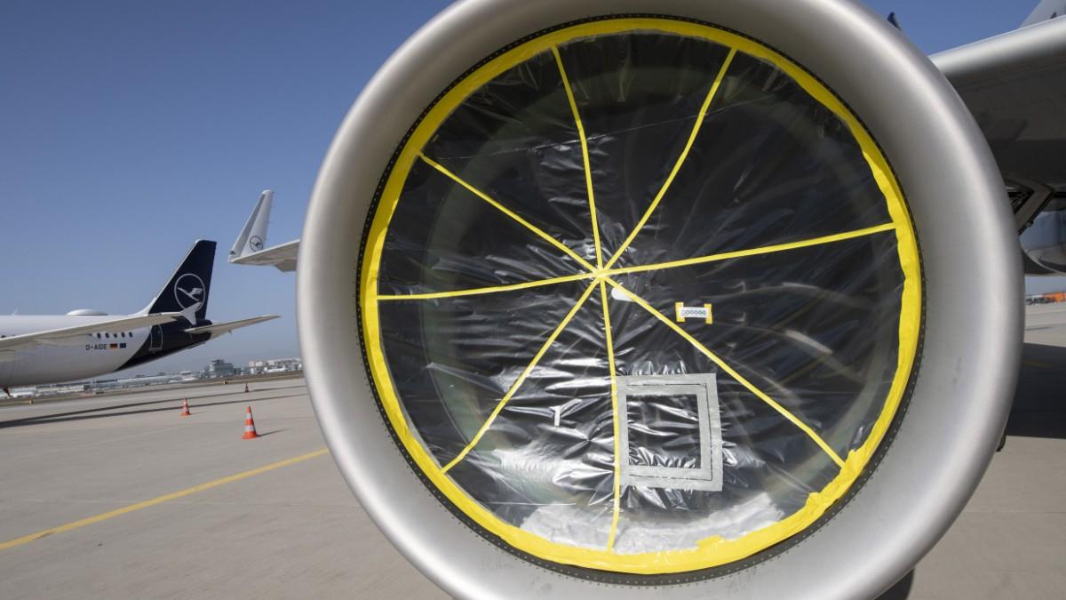 """Lufthansa-Chef Spohr: """"Das Schlimmste liegt hinter uns"""""""