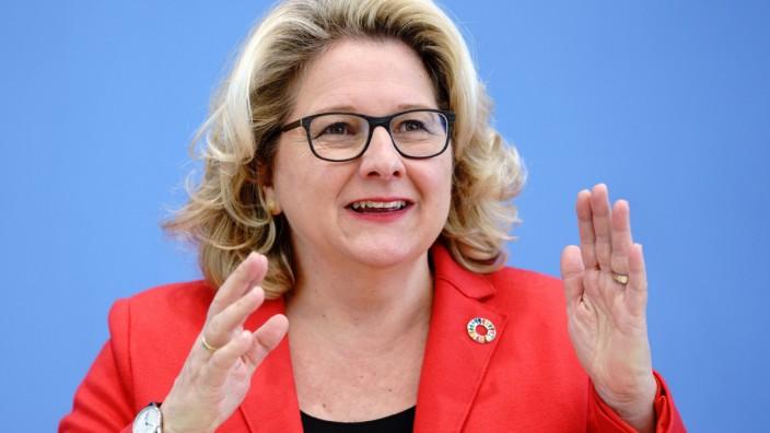 Vorstellung der deutschen Klima-Bilanz 2020