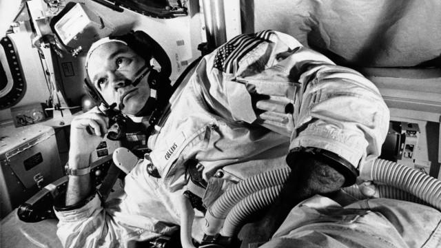 Apollo-11 Astronaut Michael Collins ist tot