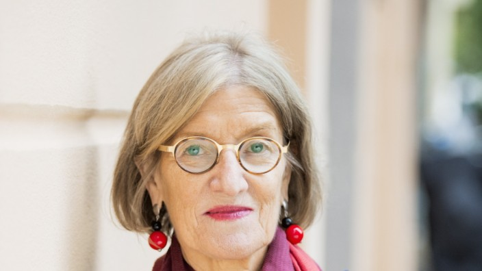 Prof. Christina von Braun   Portraits