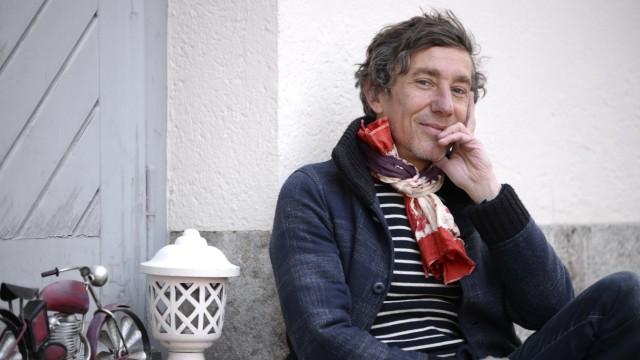 Der Künstler Cyril Mariaux, 2021