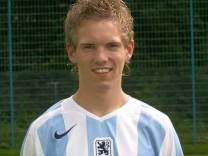 Julian Nagelsmann als Jugendspieler im Trikot des TSV 1860 München