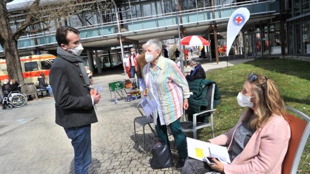 Starnberg: Impfturbotag im LRA