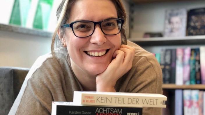Kathrin Schmidt Lesezeichen Germering