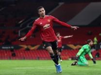 Manchester United, ManU v Roma - UEFA Europa League - Semi Final - First Leg - Old Trafford Manchester United s Mason G