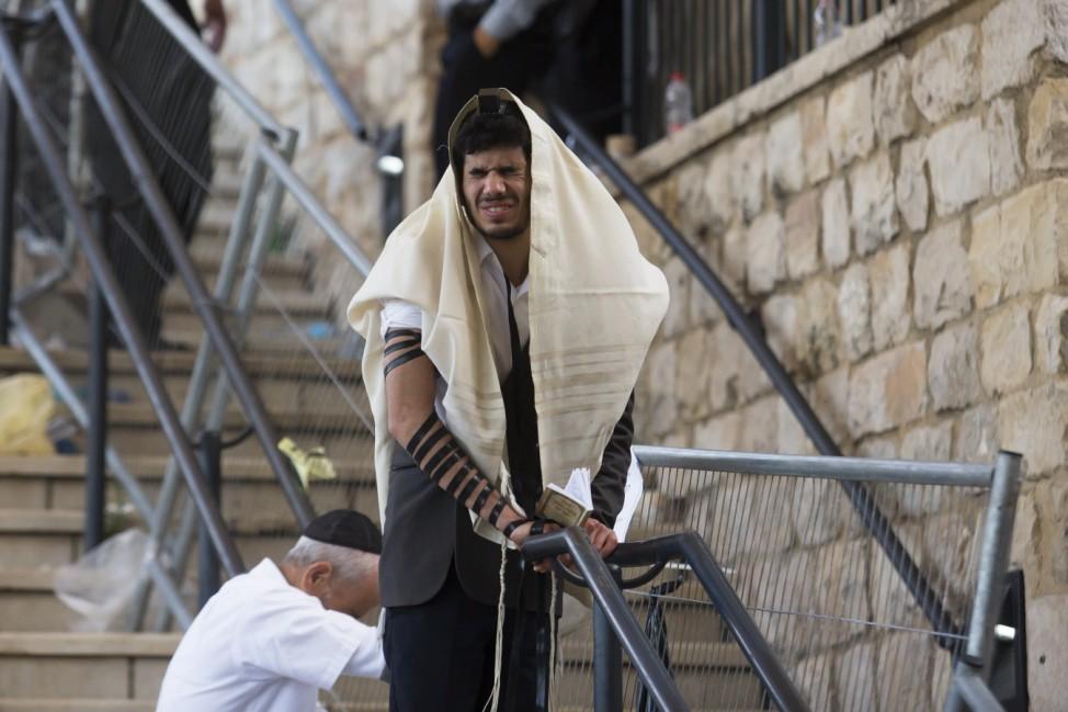 Dozens Killed In Crush At Religious Festival In Israel