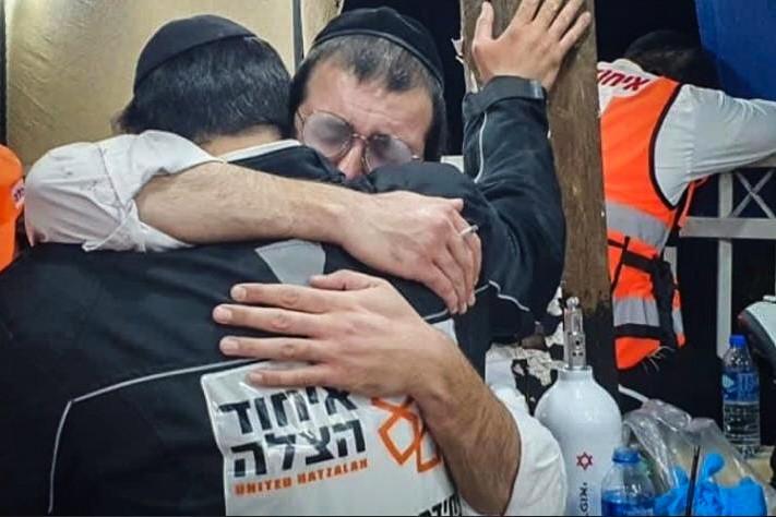 Dutzende Tote bei Massenpanik auf Fest in Nord-Israel