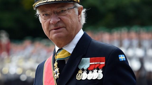 Schwedens König Carl XVI. Gustaf wird 75