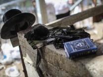 Massenpanik mit 44 Toten: Israel versinkt in Schock und Trauer