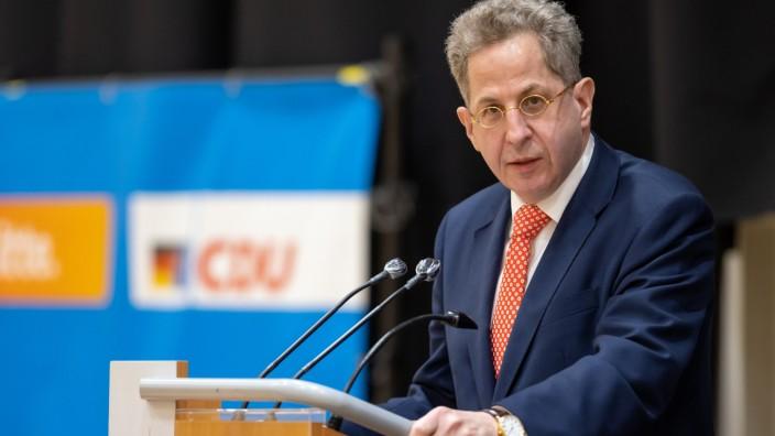 CDU in Südthüringen entscheidet über Kandidatur von Maaßen