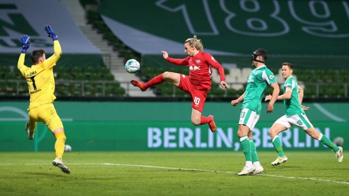 DFB Cup - Semi Final - Werder Bremen v RB Leipzig