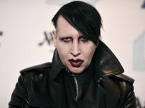 Missbrauchsvorwürfe: Schauspielerin verklagt Marilyn Manson