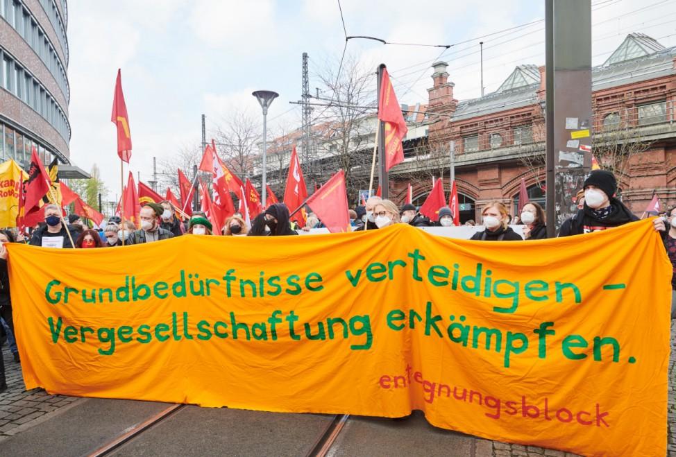 1. Mai · Demonstrationen - Berlin