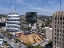 Erdbeben in Kalifornien: Das Loch von Hollywood
