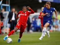 Women's Champions League - Semi Final Second Leg - Chelsea v Bayern Munich