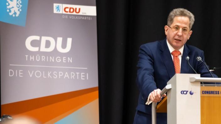 Hans-Georg Maaßen, CDU