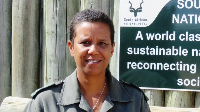 Ranger im Krüger-Nationalpark erstmals von einer Frau geleitet