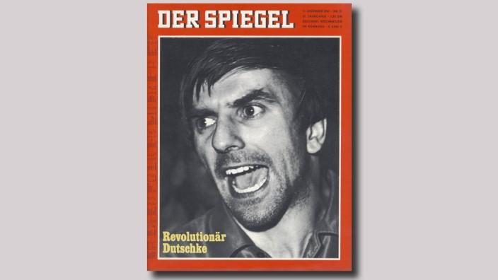 Feature Symbol Der Spiegel 02 19 teu DER SPIEGEL 11 12 1967 Nr 51 RUDI DUTSCHKE Deutschland