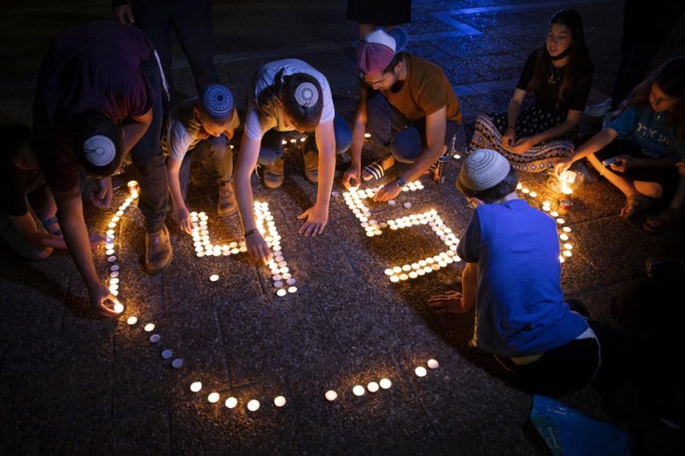 Nach tödlicher Massenpanik - Nationaler Trauertag in Israel