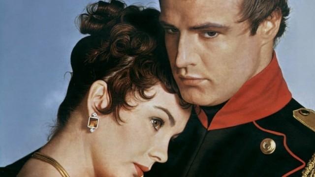 Jean Simmons & Marlon Brando Characters: Desiree Clary & Napoleon Bonaparte Film: Desiree (USA 1954) Director: Henry Kos