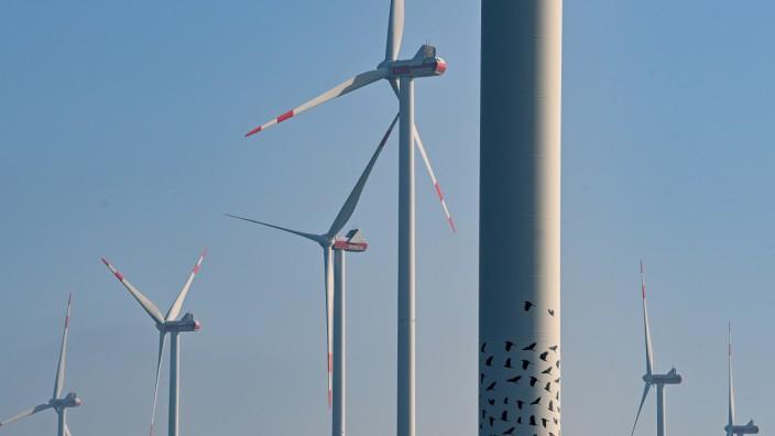 Umweltministerkonferenz - Windenergie