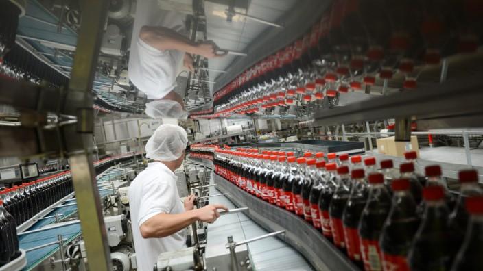 Coca-Cola-Produktion