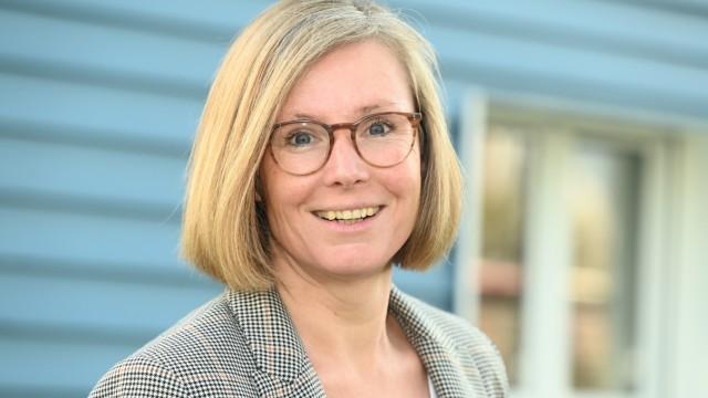 Professor Tina Friedrich.Professorin für Kindheitspädagogik