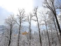 Wetter: Frostiger April
