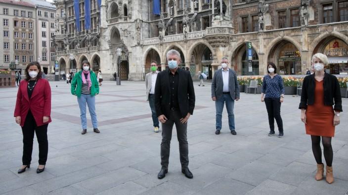 Ein Jahr grün-rote Koalition in München