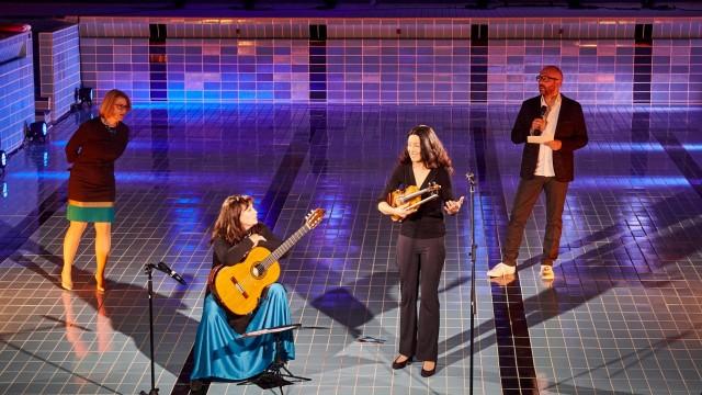 Beyond the Mainstream - Konzertreihen Auftakt