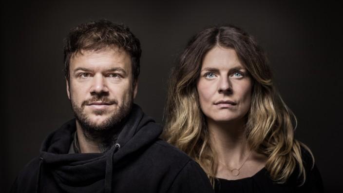 """Gegen die Angst; Dokumentarfilm """"Wir sind jetzt hier â€"""" Geschichten über das Ankommen""""  Ronja von Wurmb-Seibel und Niklas Schenck"""