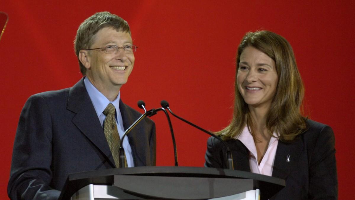Melinda Gates und Bill Gates lassen sich scheiden