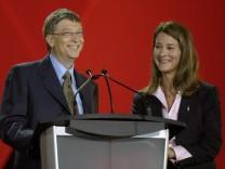 Melinda und Bill Gates: Eine High-Profile-Trennung