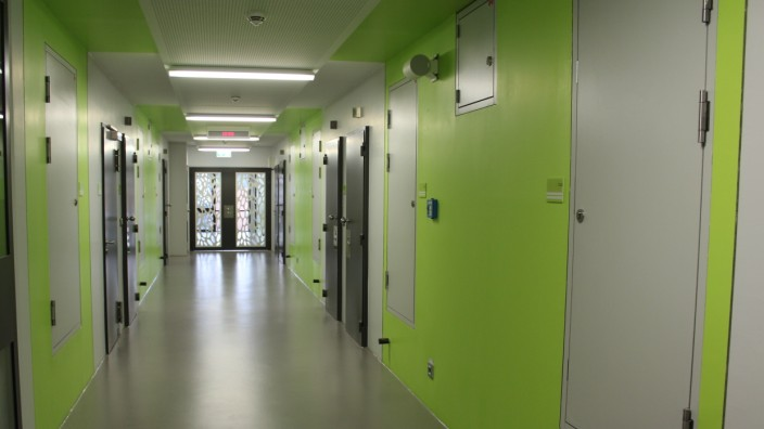 Gebäude Sicherungsverwahrung JVA Berlin Tegel