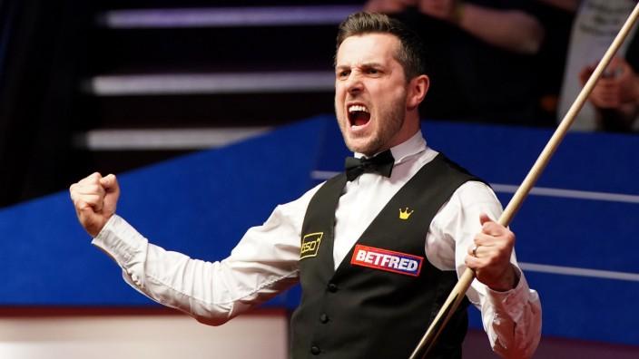 Snooker-WM in Sheffield - Finale