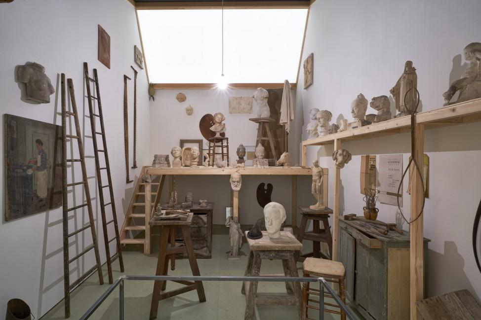 'Impasse Rosin. Mord, Liebe und Kunst im Herzen von Paris' Museum Tinguely, Basel: 16. 12. 2020 - 29. 08. 2021