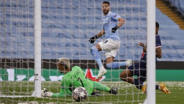 Champions League - Semi Final Second Leg - Manchester City v Paris St Germain