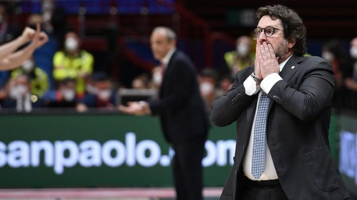 Basketball: Euroleague - Olimpia Mailand - FC Bayern München
