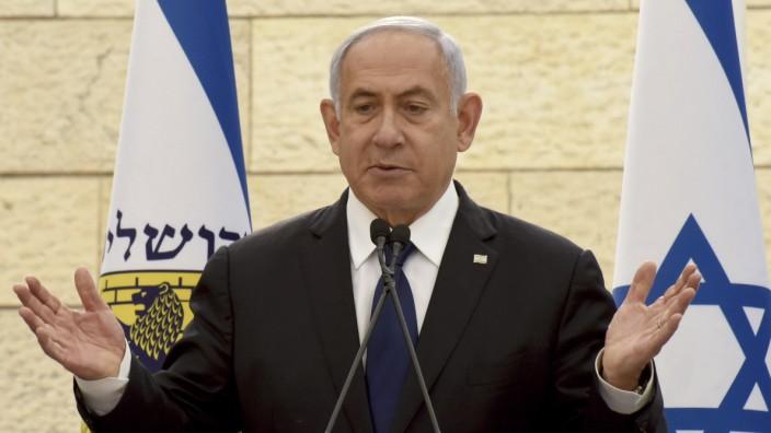 Netanjahu scheitert in Israel mit Regierungsbildung