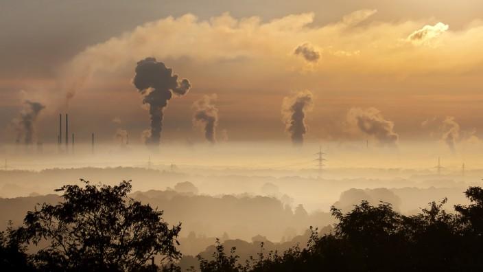 Luftverschmutzung befördert den Klimawandel