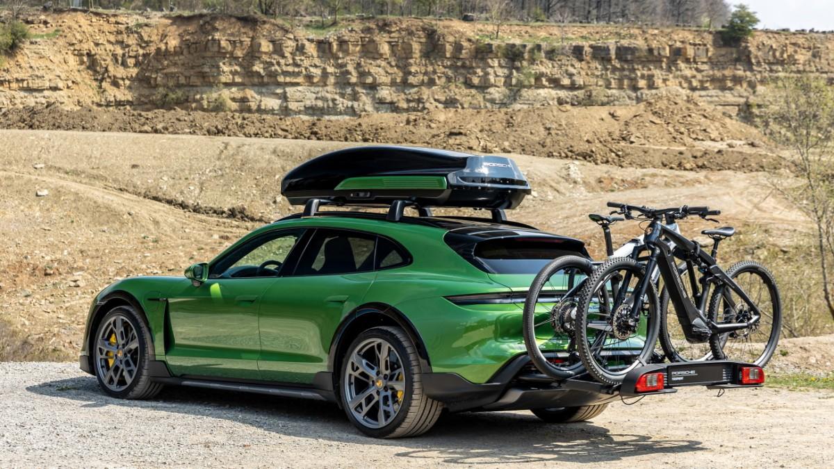 Porsche Taycan Cross Turismo im Test