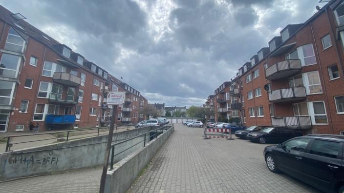 Sackgasse Duisburg